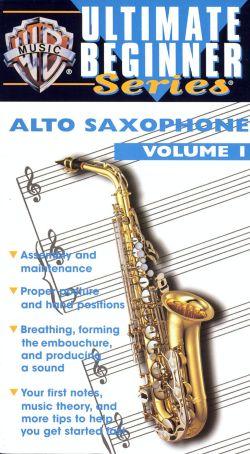 Ultimate Beginner: Alto Saxophone, Vol. 1
