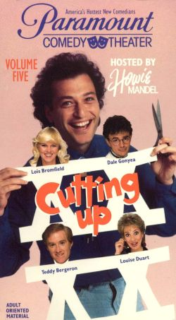 Paramount Comedy Theater, Vol. 5: Cutting Up