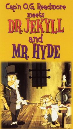 Cap'n O.G. Readmore Meets Dr. Jekyll and Mr. Hyde