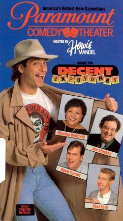 Paramount Comedy Theater, Vol. 2: Decent Exposures
