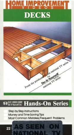Home Improvement Series: Decks