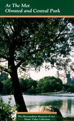 At the Met: Olmsted and Central Park