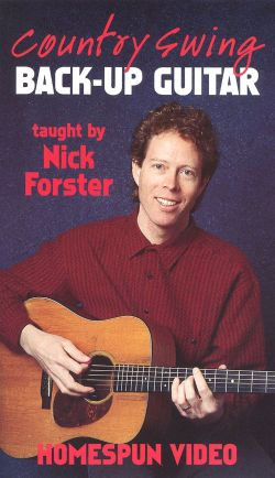 Nick Forster: Country Swing Back-Up Guitar