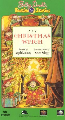 shelley duvalls bedtime stories the christmas witch - Christmas Bedtime Stories