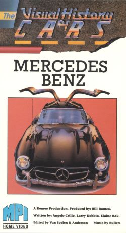 The Visual History of Cars: Mercedes Benz