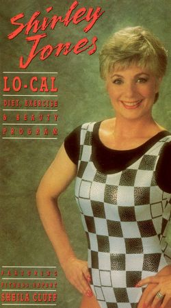 Shirley Jones: Lo-Cal Diet, Exercise & Beauty Program