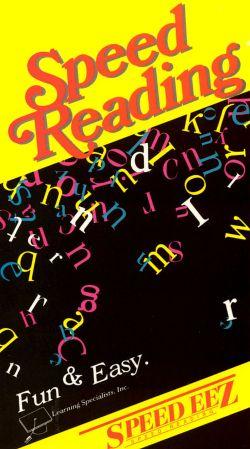 Speed Eez Speed Reading