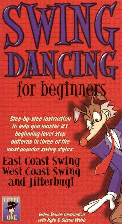 Swing Dancing, Vol. 1: Beginning