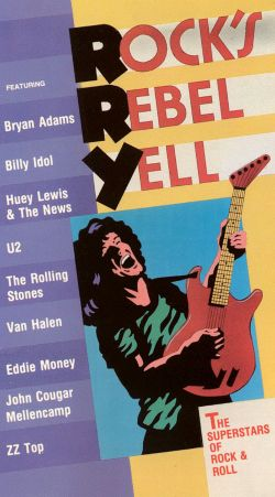 Rock's Rebel Yell