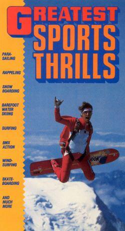 Greatest Sports Thrills