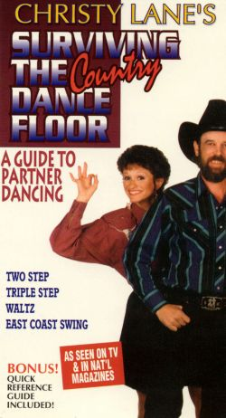 Christy Lane's Surviving the Country Dance Floor