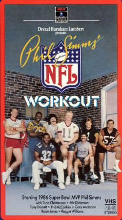 Phil Simms: NFL Workout