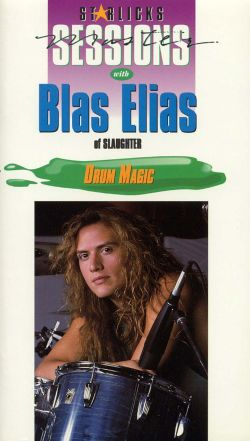 Star Licks Master Sessions: Blas Elias of Slaughter - Drum Magic