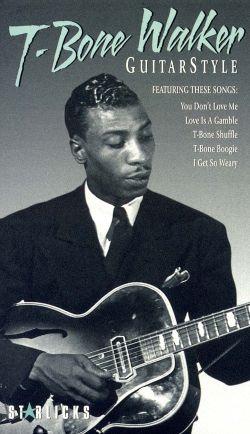 T-Bone Walker: Guitar Style