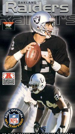 NFL: 2001 Oakland Raiders Team Video (2001)