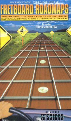Fred Sokolow: Fretboard Roadmaps