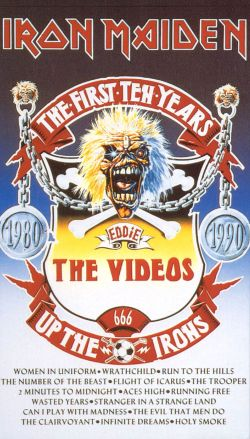Iron Maiden: Up the Irons - The First Ten Years