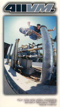 411 Video Magazine: Skateboarding, Vol. 20 (2001)