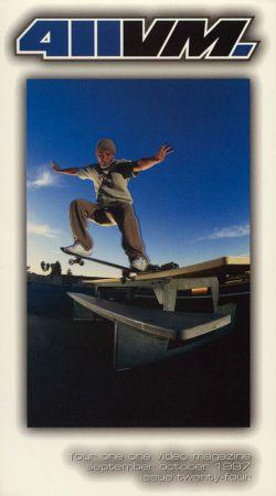 411 Video Magazine: Skateboarding, Vol. 24 (2001)