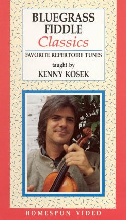 Bluegrass Fiddle Classics: Favorite Repertoire Tunes