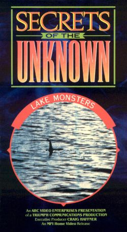 Secrets of the Unknown: Lake Monsters