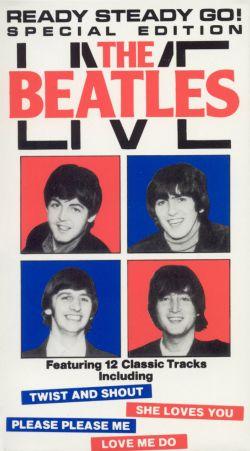 The Beatles: Live - Ready, Steady, Go
