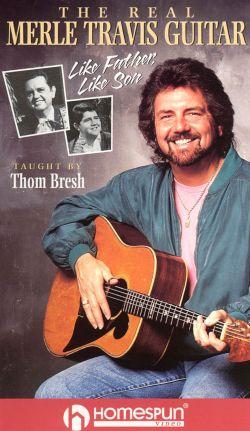The Real Merle Travis Guitar: Like Father, Like Son
