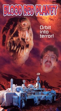 Blood Red Planet: Orbit Into Terror