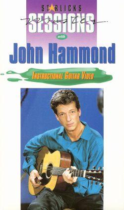 Star Licks Master Sessions: John Hammond