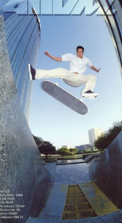 411 Video Magazine: Skateboarding, Vol. 7 (2001)