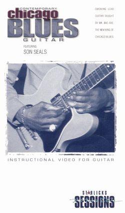 Contemporary Chicago Blues Guitar