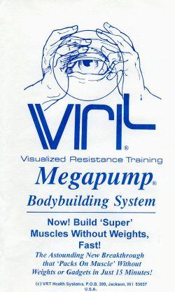VRT Megapump Bodybuilding System