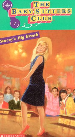 The Baby-Sitters Club: Stacey's Big Break