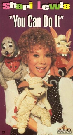 Shari Lewis: You Can Do It!