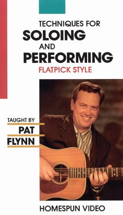 Pat Flynn: Techniques for Soloing and Improvisation - Flatpick Style