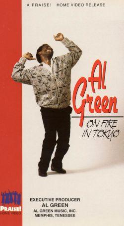 Al Green: On Fire in Tokyo