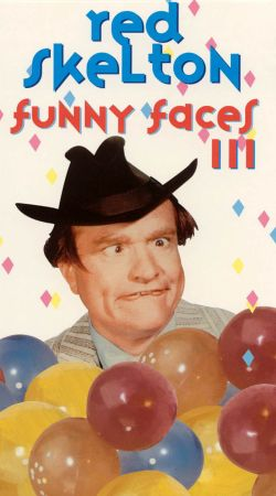 Red Skelton's Funny Faces, Part 3