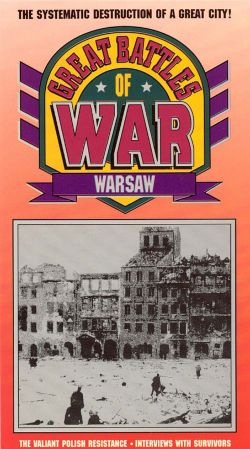 Great Battles of War: The Battle for Warsaw