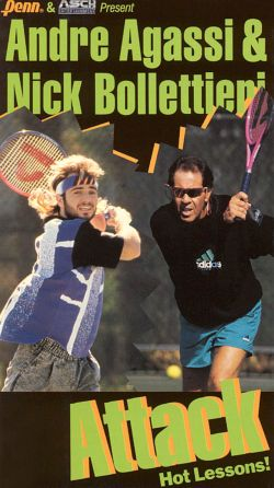 Attack: Hot Lessons - Andre Agassi & Nick Bollettieri