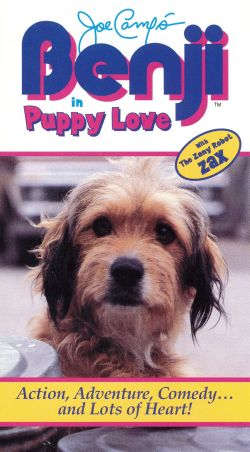 Benji, Zax & the Alien Prince: Puppy Love