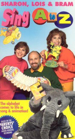 Sharon, Lois & Bram's Elephant Show: Sing A to Z