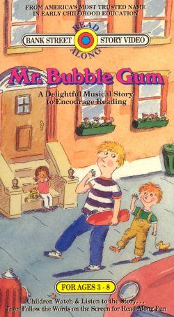 Mr. Bubble Gum