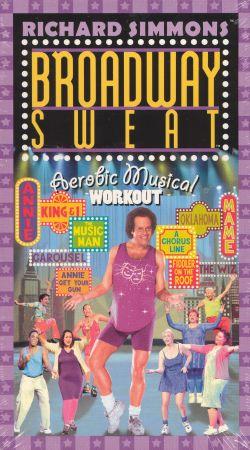 Richard Simmons: Broadway Sweat