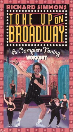 Richard Simmons: Tone Up On Broadway