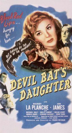The Devil Bat's Daughter