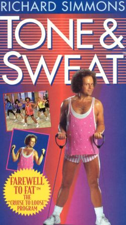 Richard Simmons: Tone & Sweat