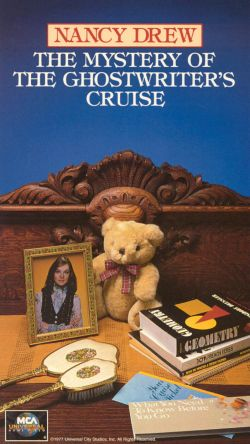 Nancy Drew: Mystery of the Ghostwriter's Cruise