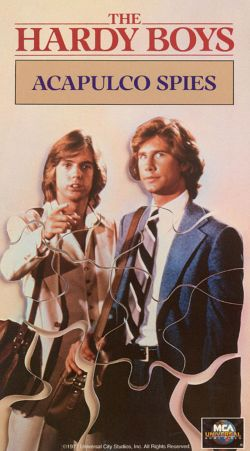 The Hardy Boys: Acapulco Spies