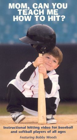 Mom, Can You Teach Me How To Hit?