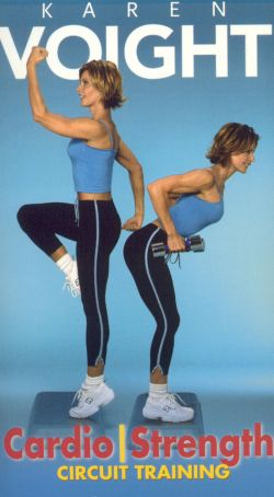 Karen Voight: Cardio Strength Circuit Training